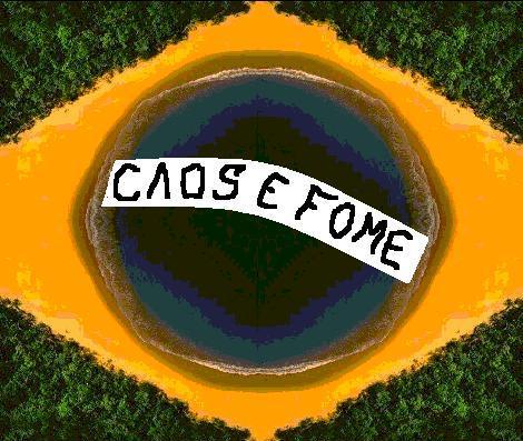 A bandeira brasileira deveria ser essa...
