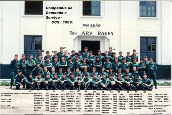 CCS - 20º BIB - 1989.