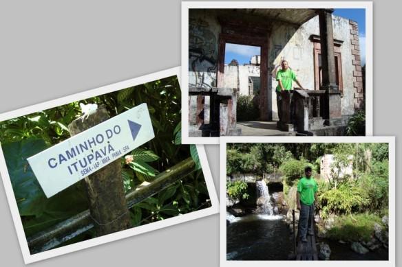 Caminho do Itupava e Casa Ipiranga.