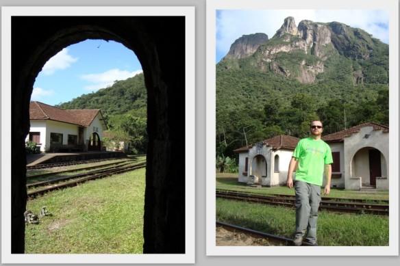 Estação Engenheiro Langue e Eatação Marumbi.