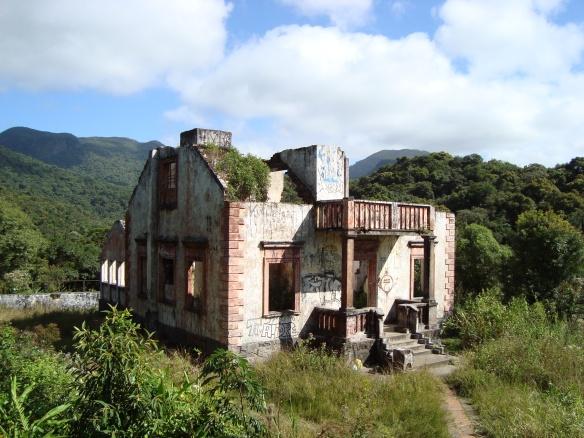 A Casa do Ipiranga em 11/04/2009.