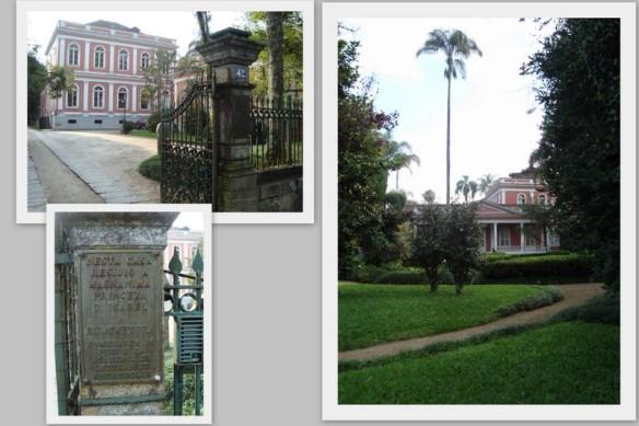 Casa da Princesa Isabel. (11/05/2009)