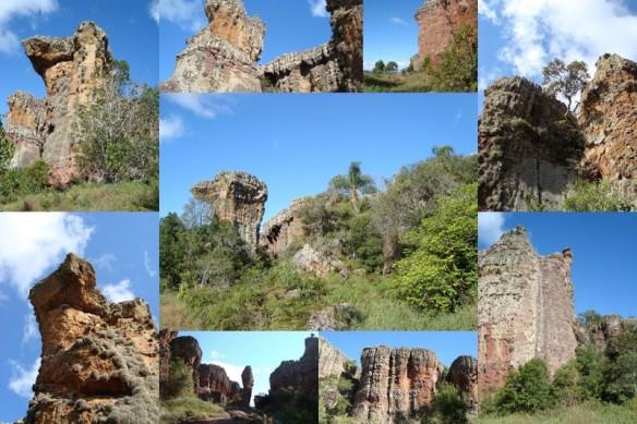 Várias imagens de Vila Velha.
