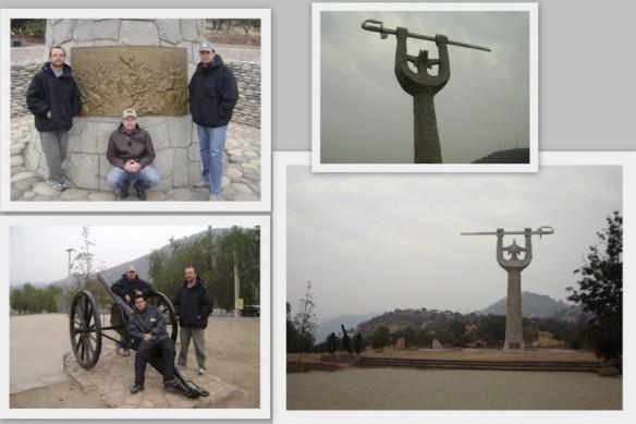 Monumento a Batalha de Chacabuco. (24/05/2009)