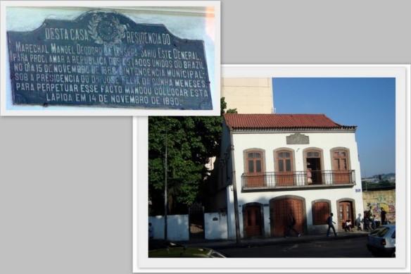 Casa do Marechal Deodoro da Fonseca. (13/05/2009)