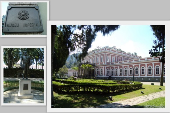 Visita ao Museu Imperial. (12/05/2009)