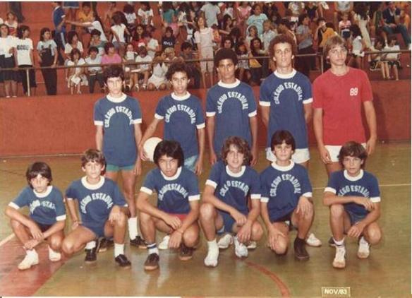 Colégio Estadual - 1983