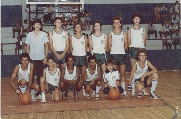 Colégio Estadual - 1984