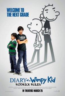 Um dos filmes baseado na série de livros.