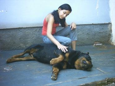 Erica e Jack. (07/09/2004)