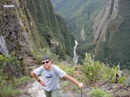 Descendo Huayna Picchu (Peru, 2011)