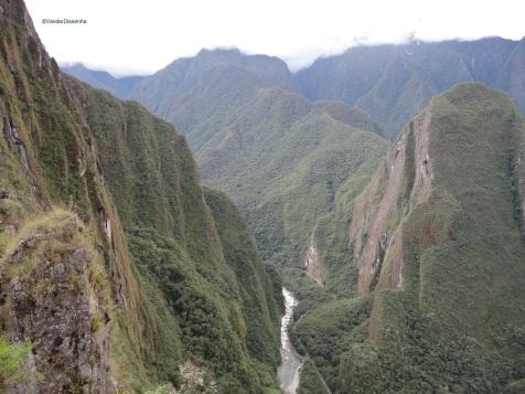 Montanhas próximas a Machu Picchu (Peru, 2011)