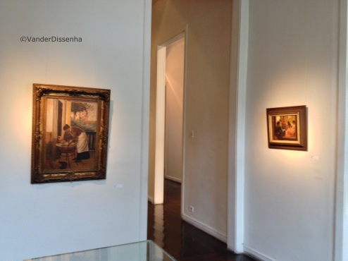 Interior do Museu.