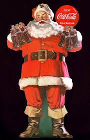 Papai Noel Coca-Cola.