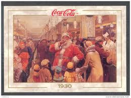Propaganda da Coca-Cola (1931).