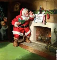 Papai Noel.