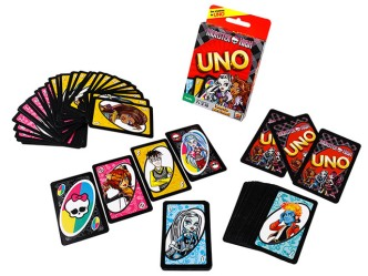 UNO Monsters.