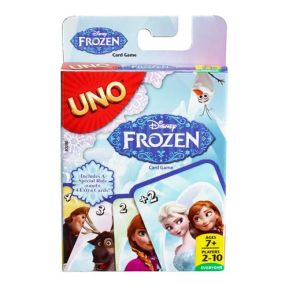 UNO do Frozen.