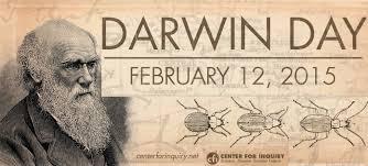 Darwin Day 2015.