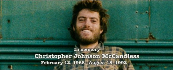 Christopher McCandless.