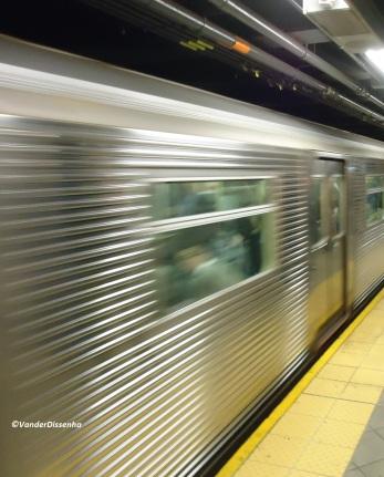 Trem passando. (2011)