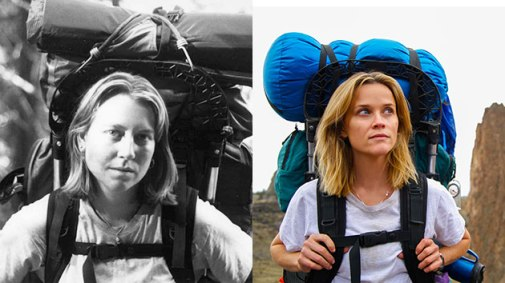 Cheryl Strayed e Reese Witherspoon