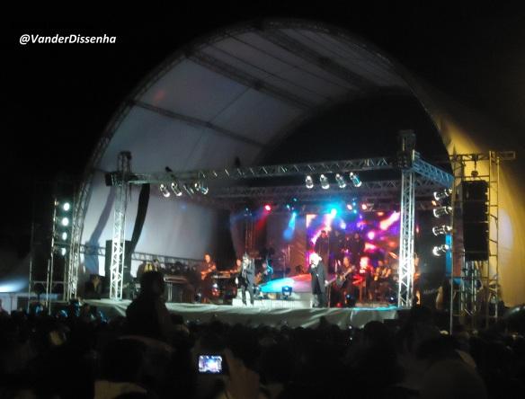 Show na cidade de Peabiru, 20/08/2011.