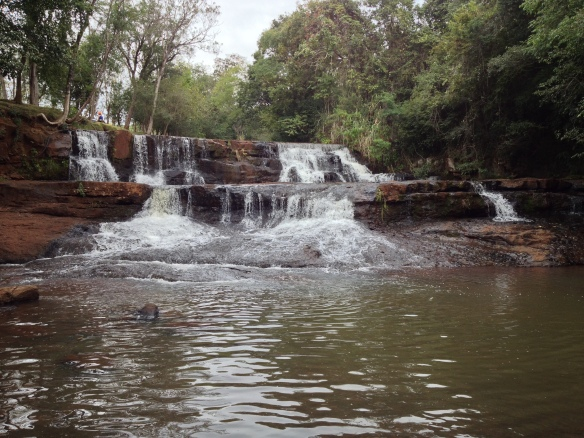 Cachoeira do Boi Cotó.