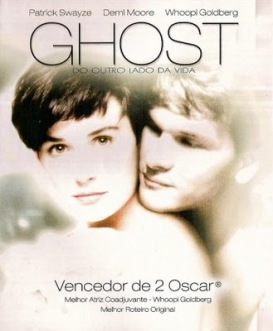 Cartaz do filme Ghost.