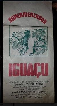 Cartucho de papel. (Foto: www.bocasanta.com.br)