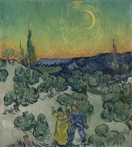 Passeio ao Crepúsculo (1889-1890).