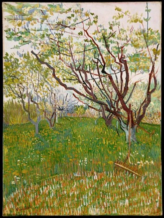 The Flowering Orchard (1888).