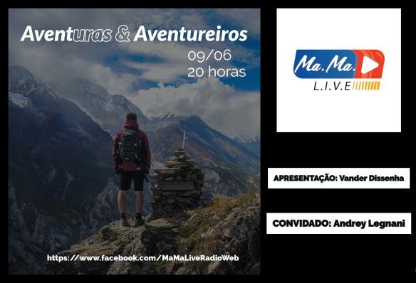 AVENTURAS & AVENTUREIROS 09.06.2020