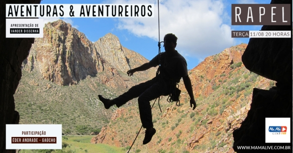 AVENTURAS & AVENTUREIROS 11 - 11.08.2020